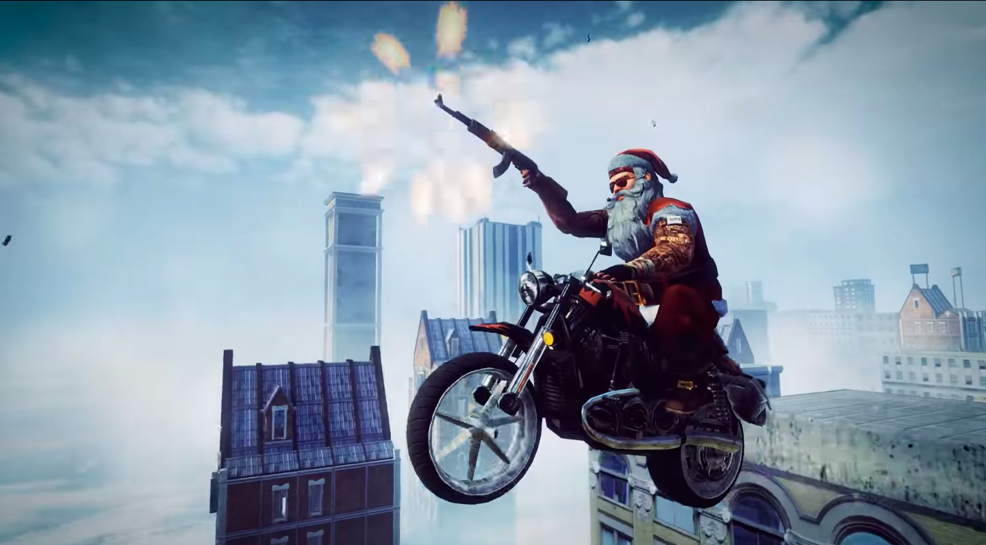 Road Redemption PlayStation 4