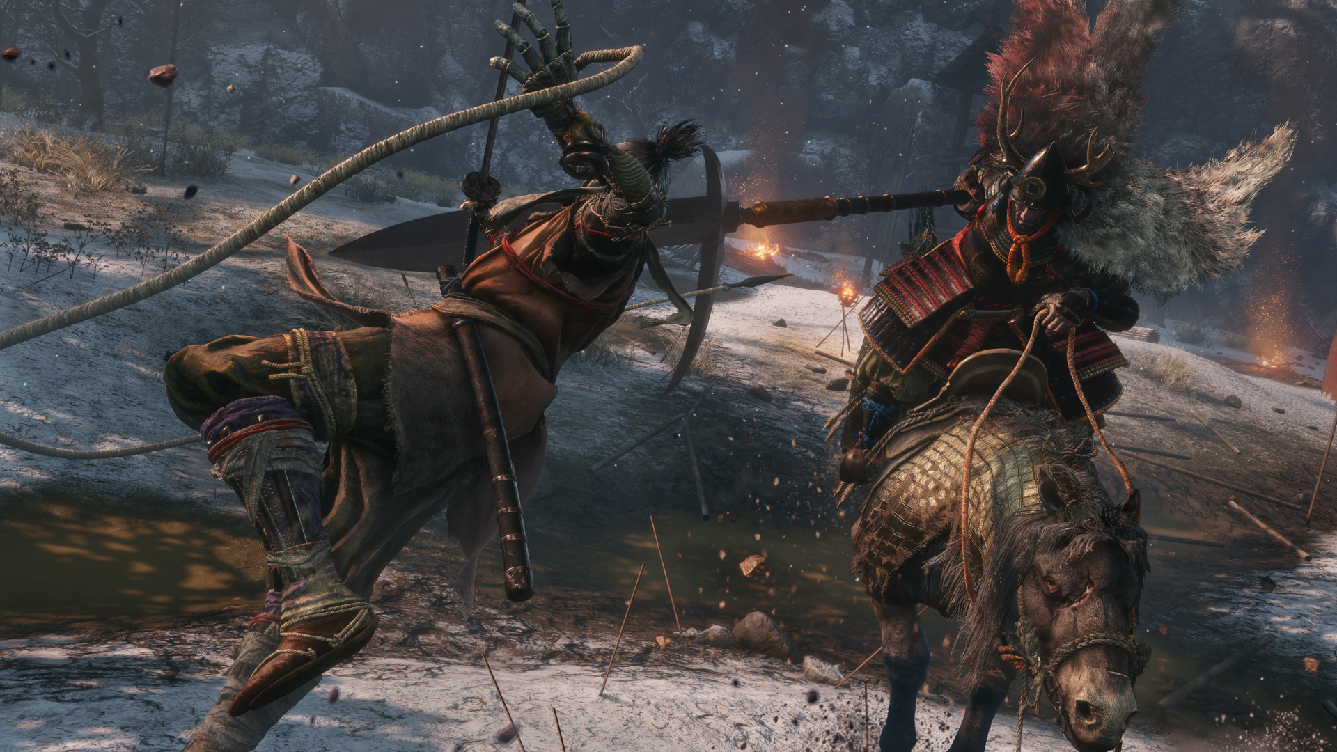 Sekiro: Shadows Die Twice?s Resurrection System Will Let Players Use Death to Their Advantage