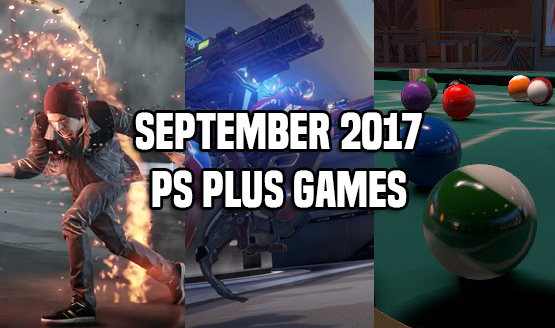 September 2017 PS Plus Games