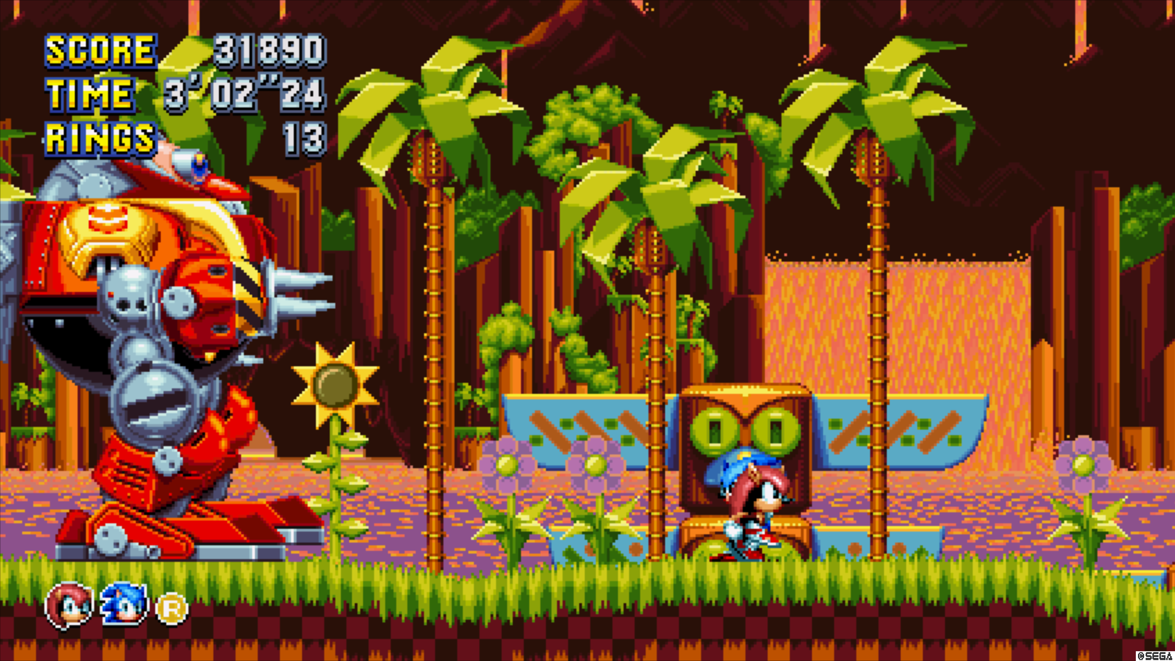 New Sonic Mania Plus Characters Won't Appear in Modern Sonic