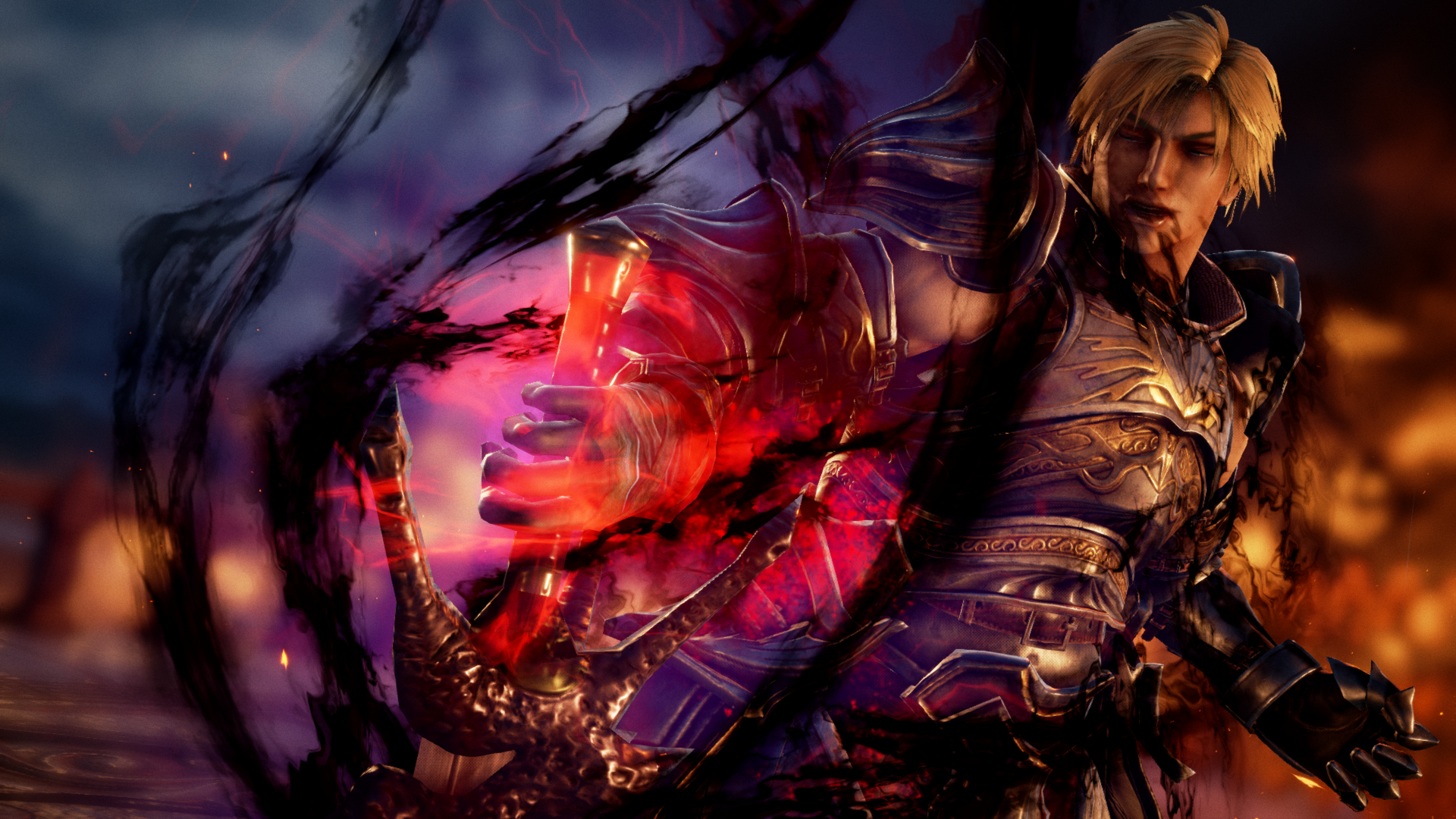 Soulcalibur 6 Amy Sorel Revealed, Armor Pack 1 Out Soon