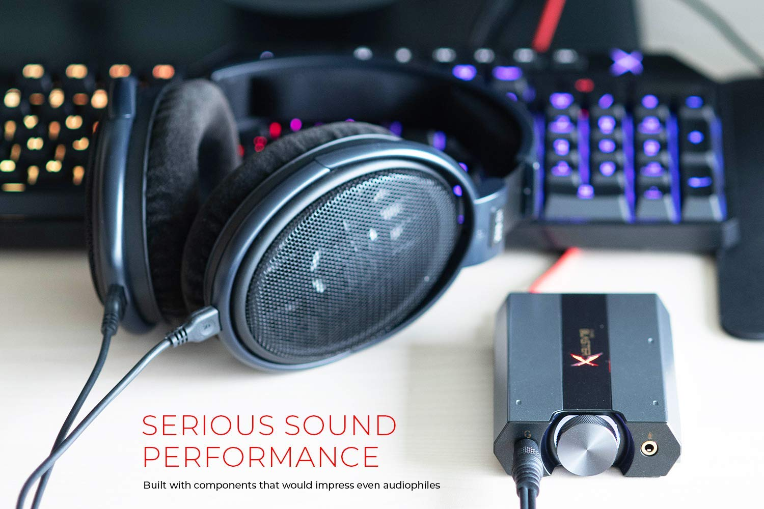 Creative's Sound BlasterX G6 Review - Boost Your Audio
