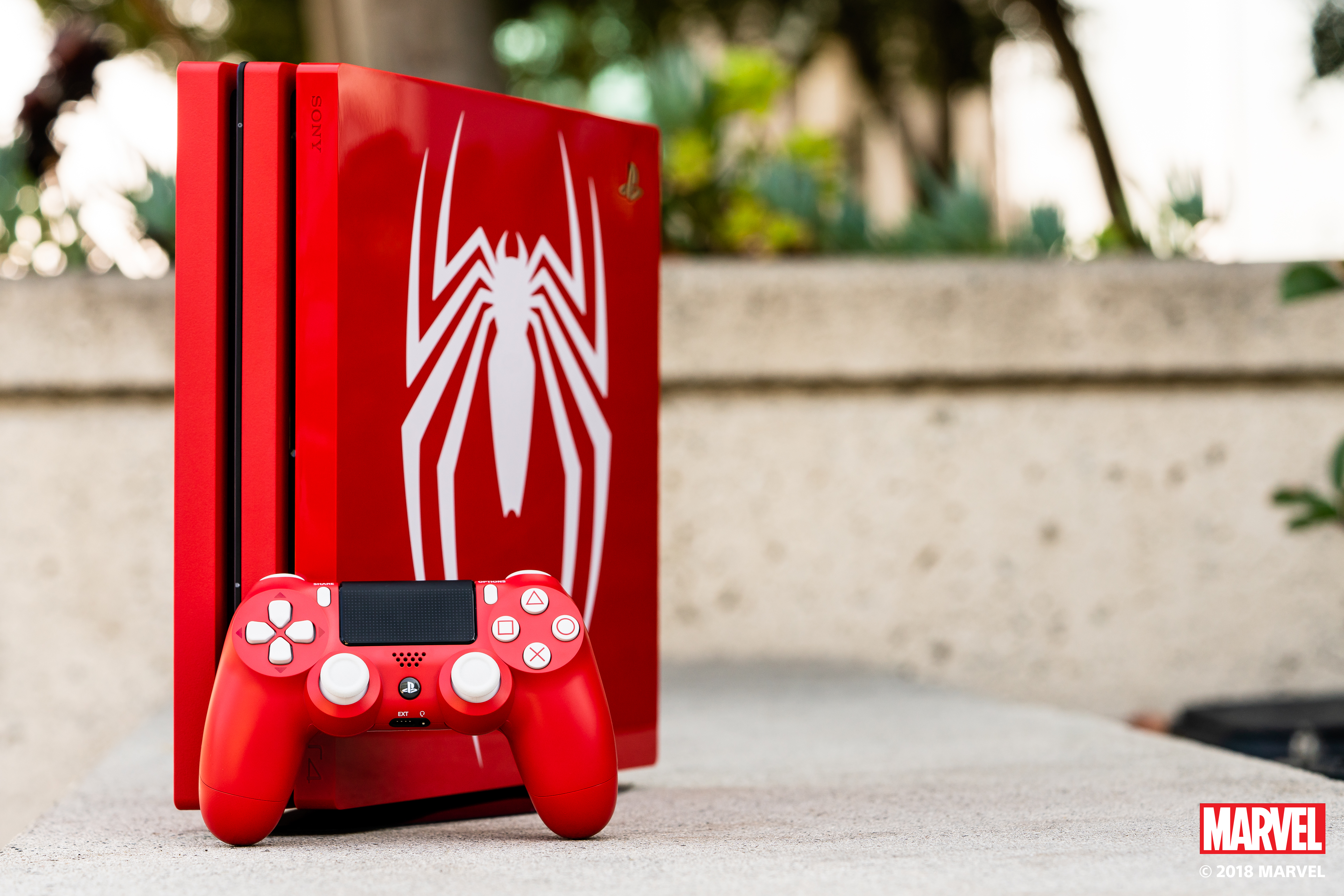 Marvel's Spider-Man PS4 Pro