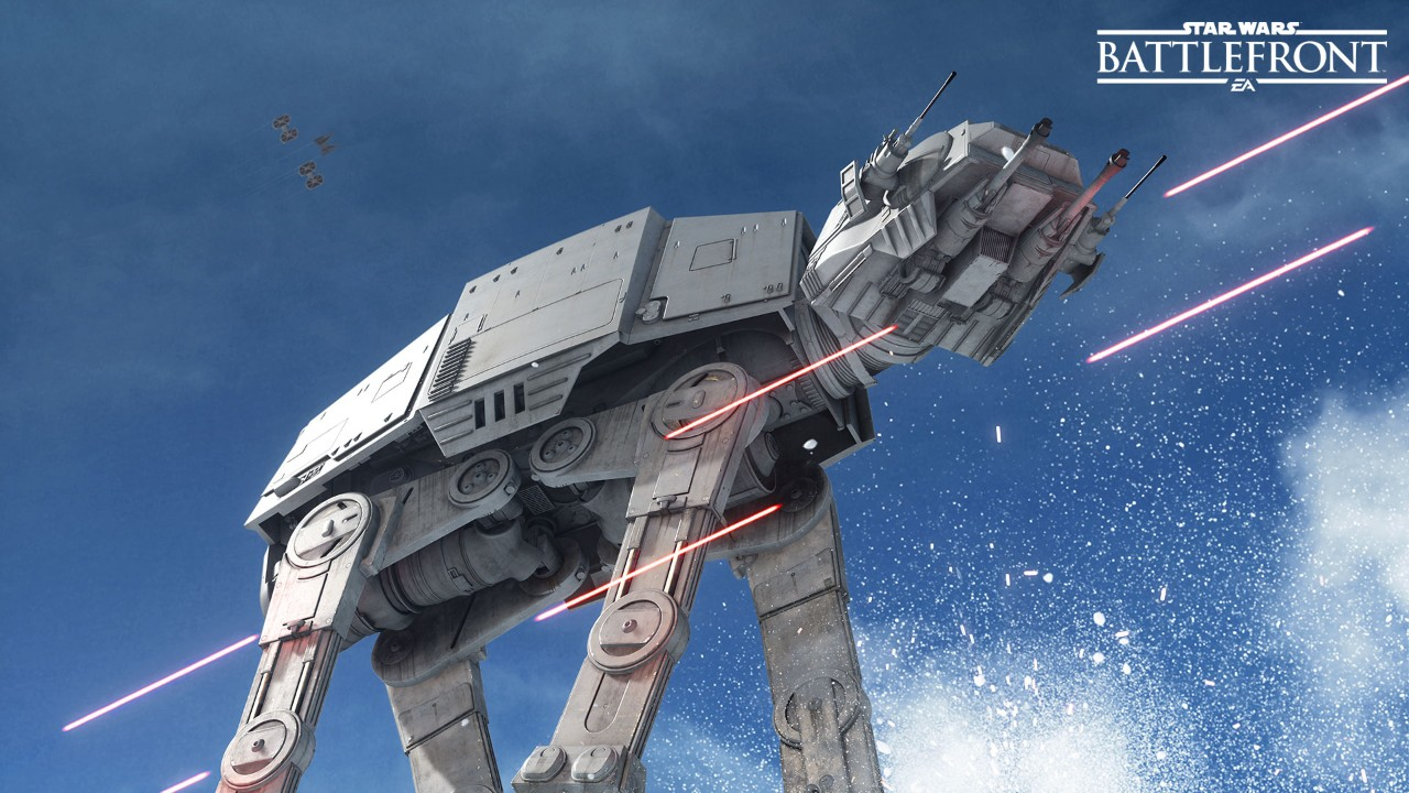 AT-ATs Are on Rails and DICE Explains Why