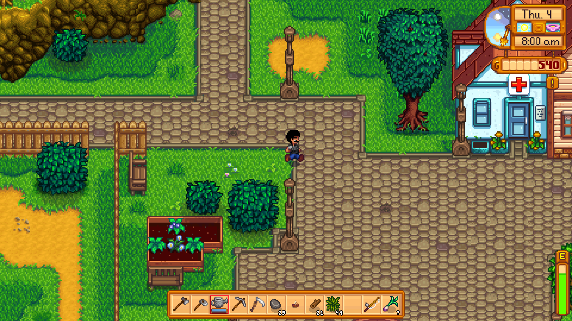 Stardew Valley PS4 Review | PlayStation LifeStyle