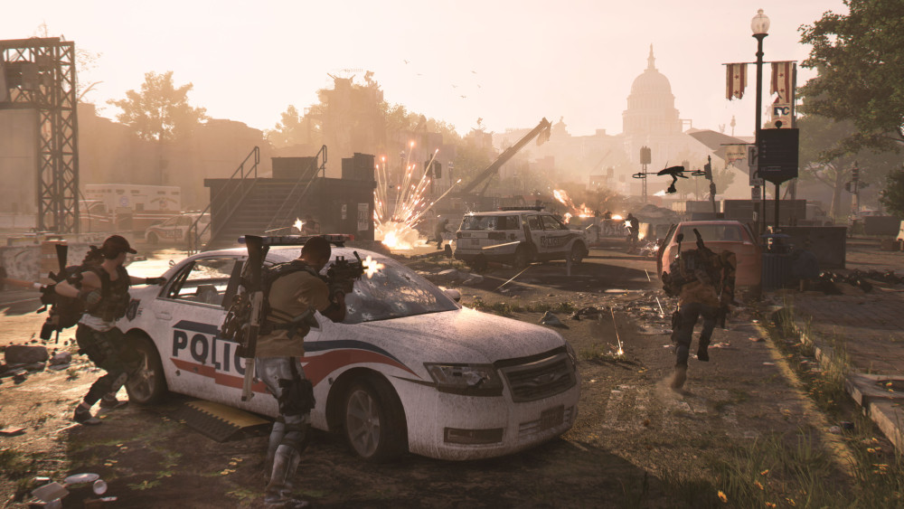 Update 1 09 Adds First of the Post-Launch The Division 2