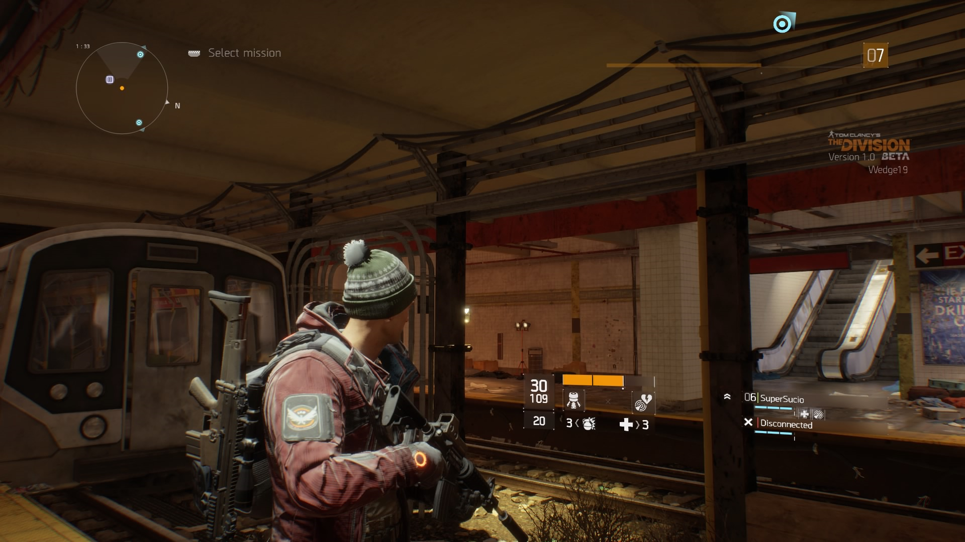 The Division Beta Preview