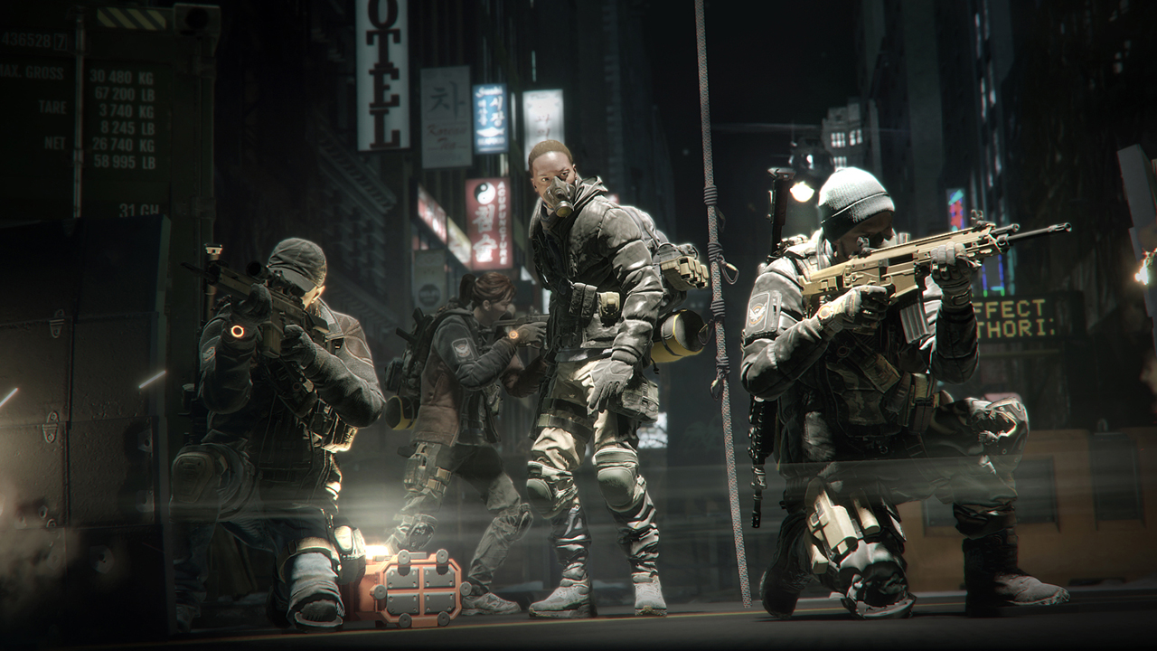 Ubisoft Released a Bunch of The Division