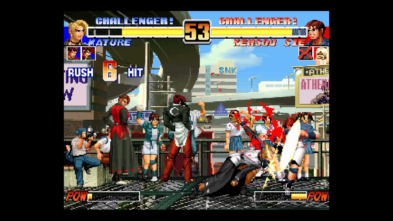 The King of Fighters Collection: The Orochi Saga_20180425113041