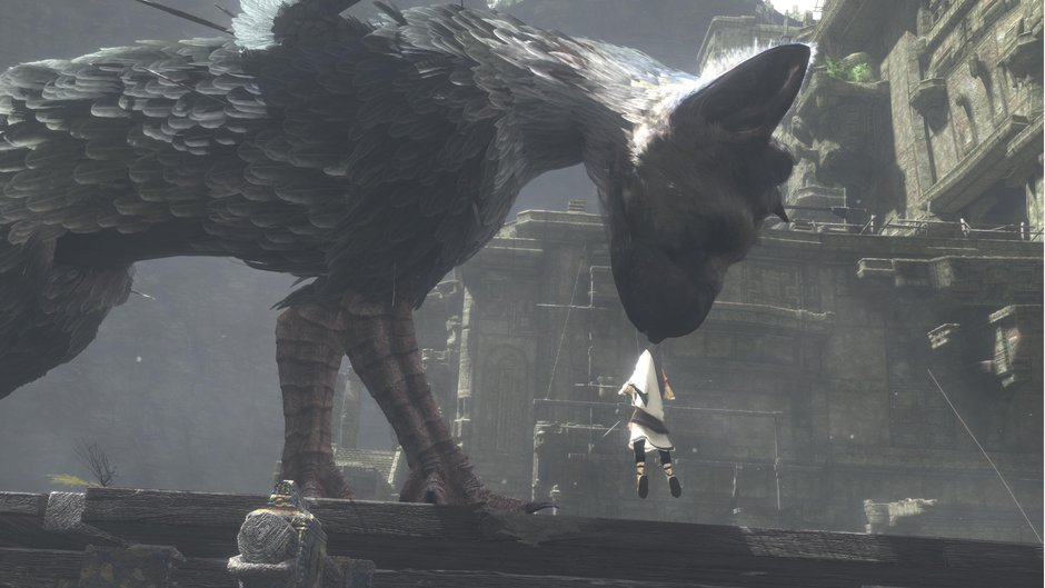 Alright, What is The Last Guardian?