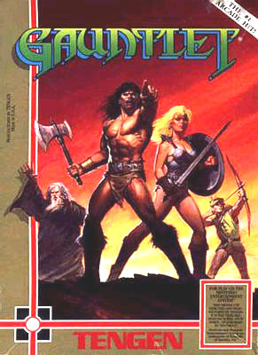 The Many Faces of Gauntlet (1985)