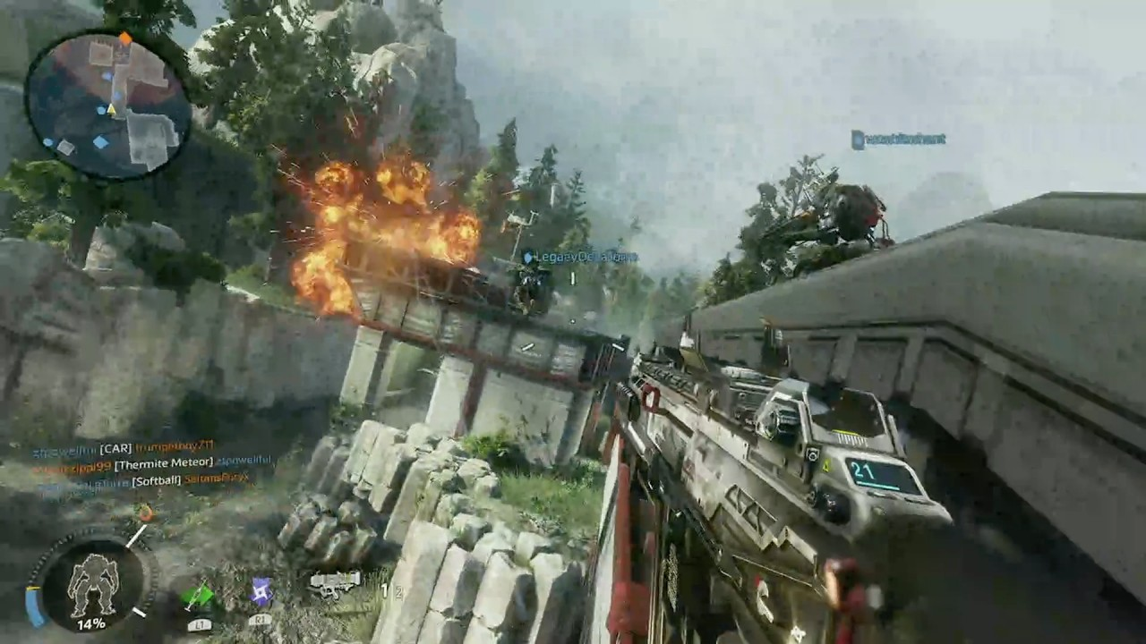 First DLC Map is Angel City