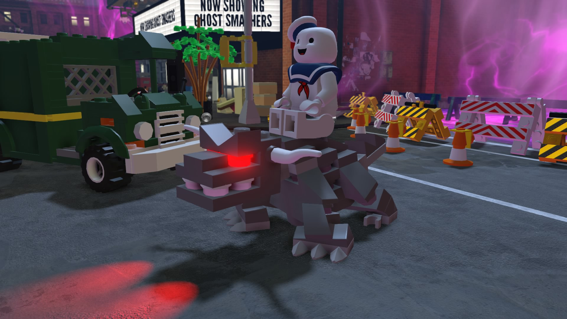 Gameplay - LEGO Dimensions