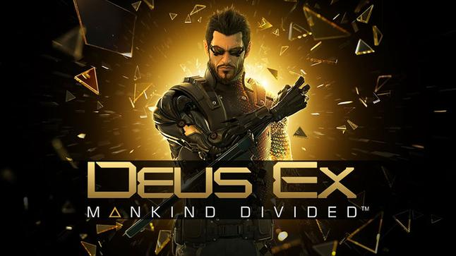 Deus Ex: Mankind Divided (PS4) - August 23, 2016