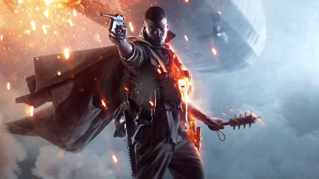 Battlefield 1 (PS4) - October 18, 2016
