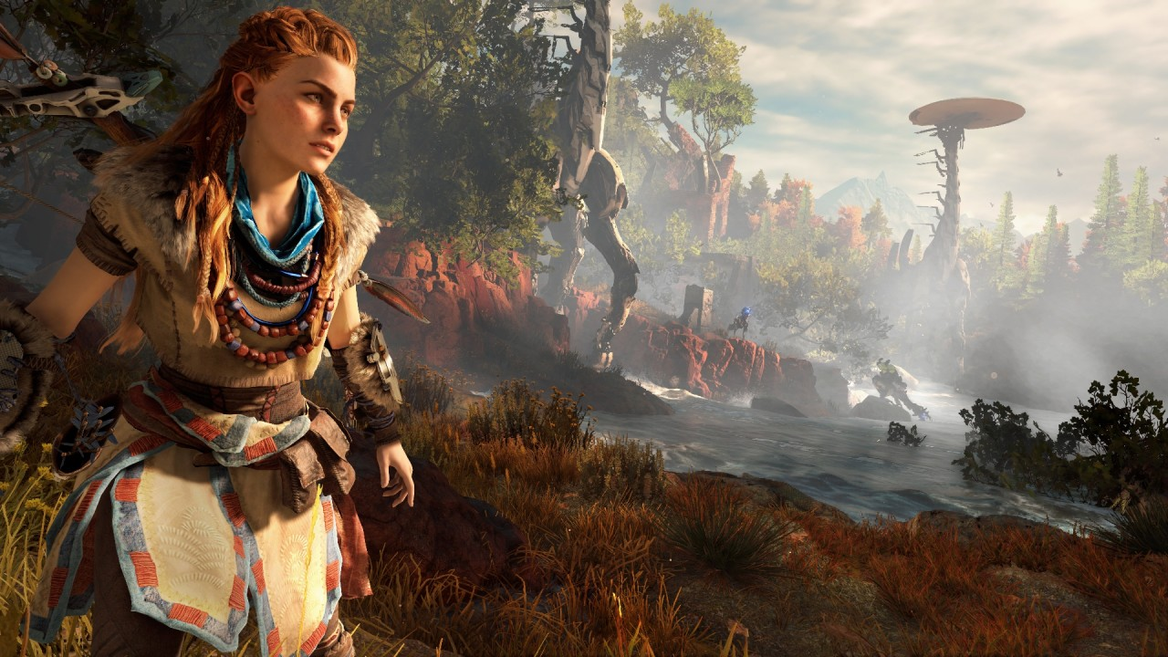 Horizon Zero Dawn (PS4) - February 28, 2017