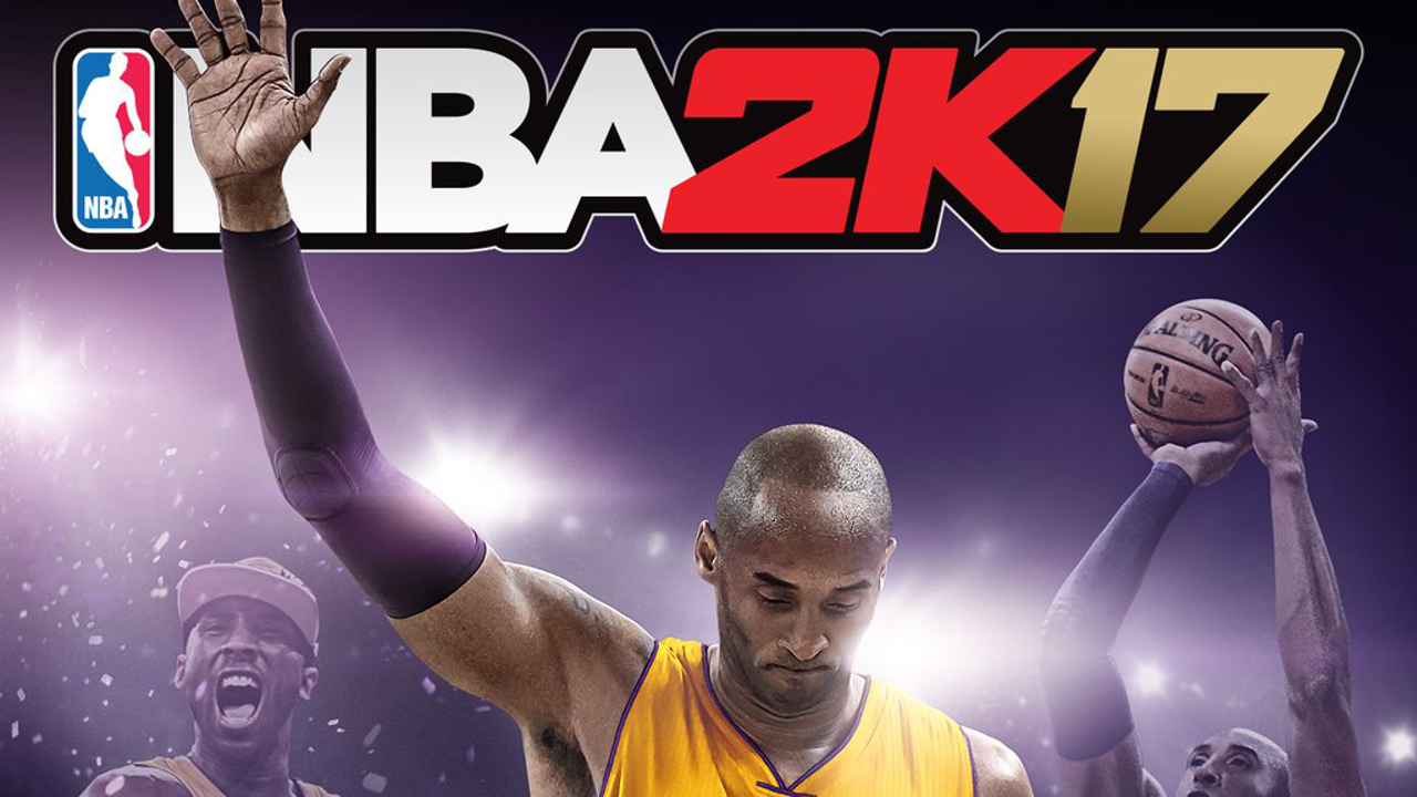 NBA 2K17 (PS4) - September 20, 2016