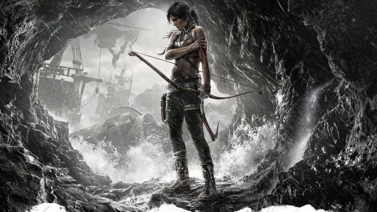 Rise of the Tomb Raider (PS4) - TBA