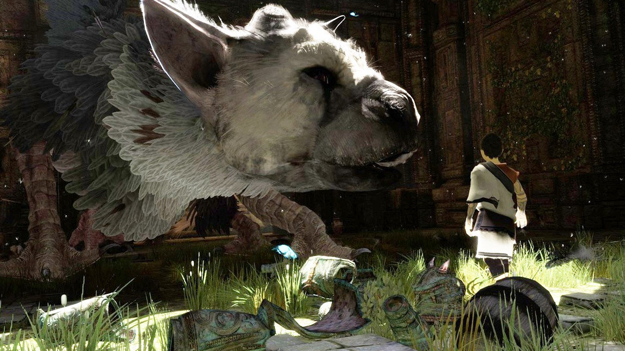 The Last Guardian (PS4) - October 25, 2016