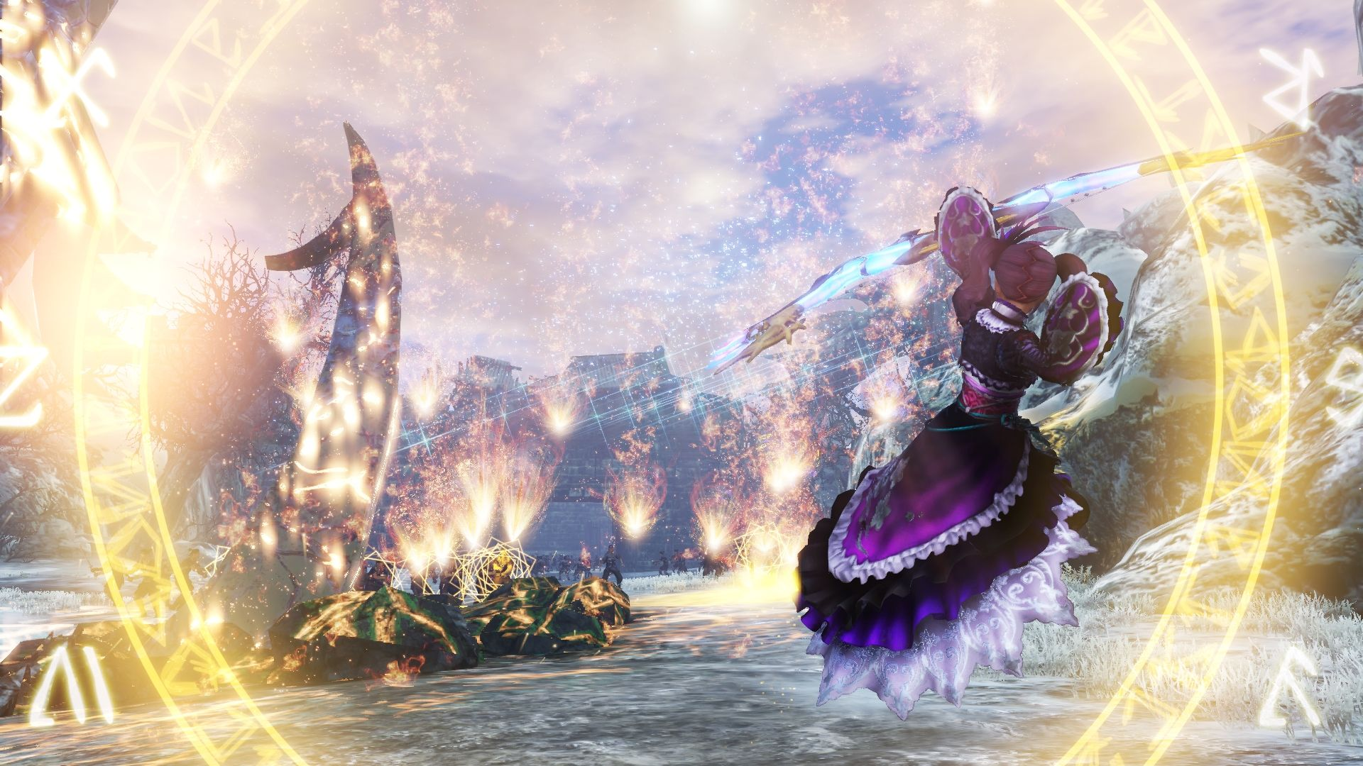 warriors orochi 4 1
