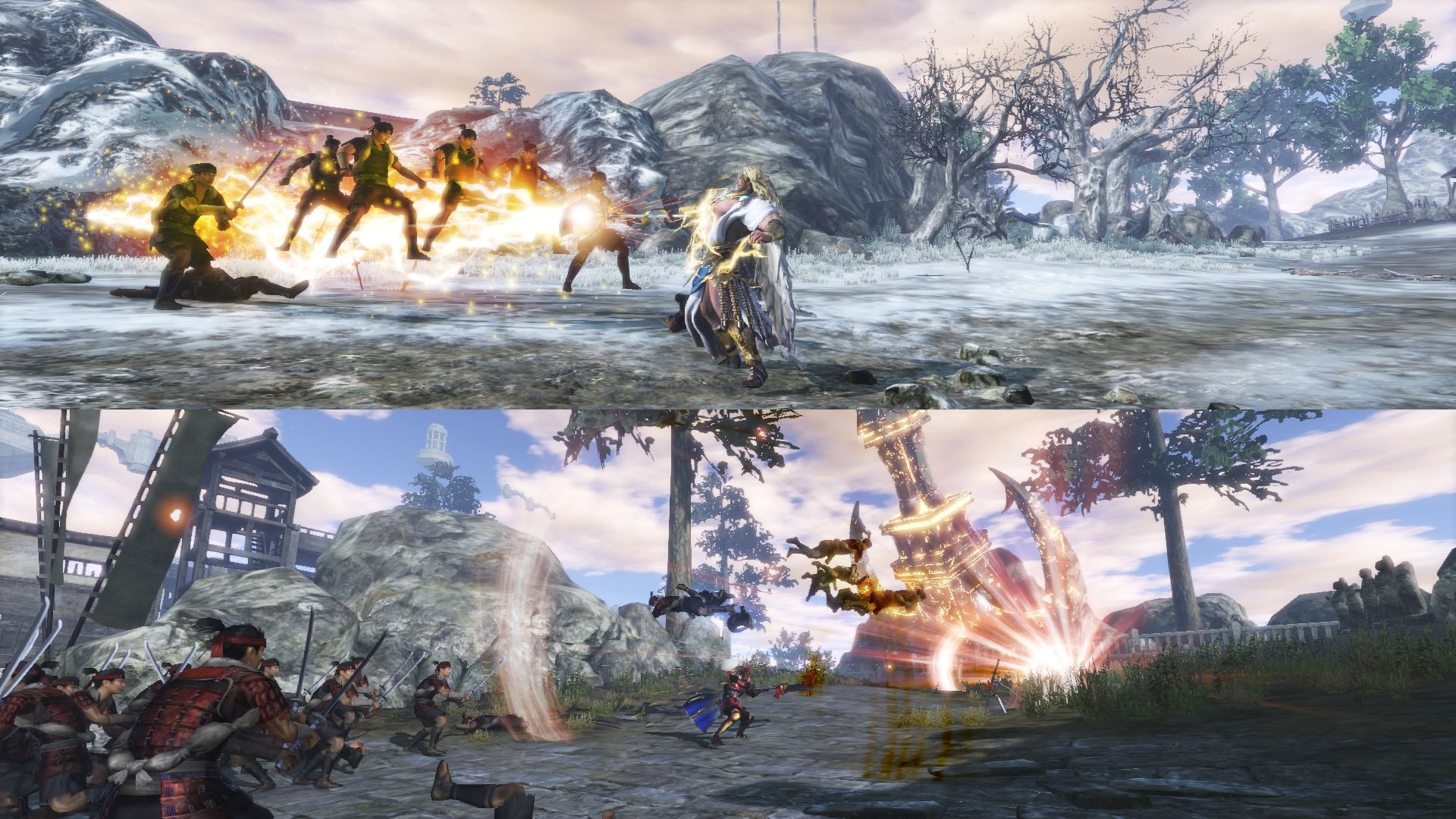 warriors orochi 4 8