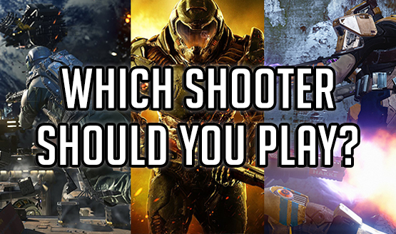 Shooter Showdown 2016 - Which Should You Play?