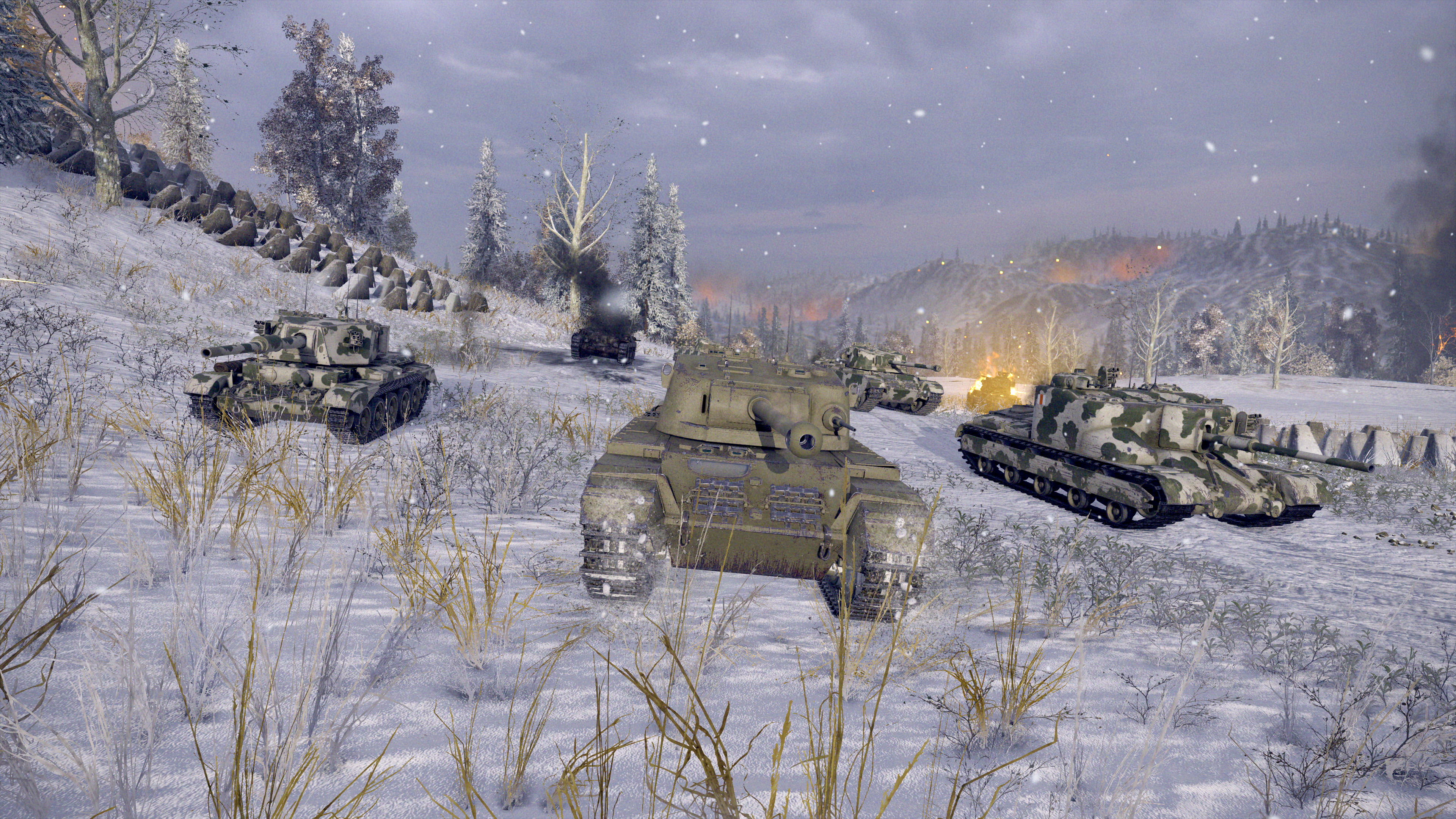 World of tanks war stories hands to treads with single player tanks previous thumbs sciox Image collections